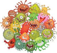 Funny-bacteria-cartoon-styles-vector-49842