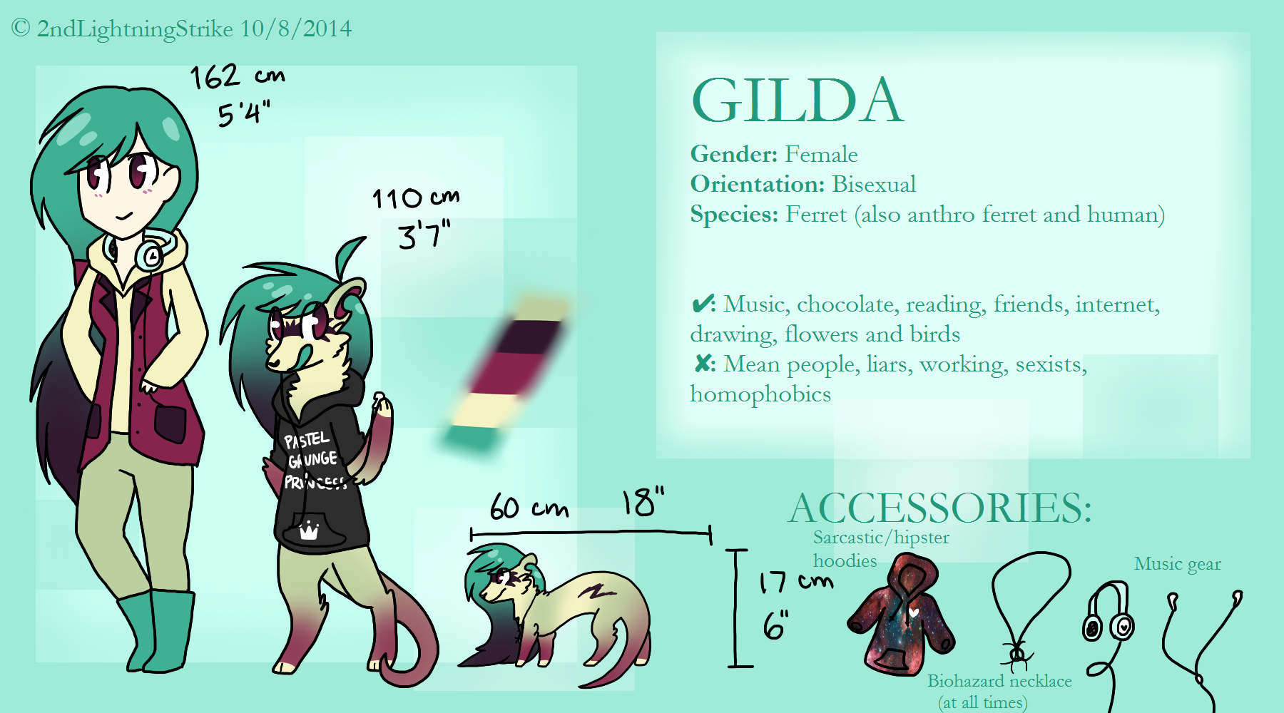 Gilda | Furry Friends Wiki | FANDOM powered by Wikia