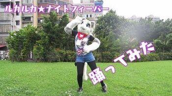 【天野猫】ルカルカ★ナイトフィーバー 踊ってみた