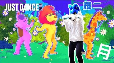 Furry Just Dance 2016 - Copacabana - ft