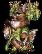 Mythic deer