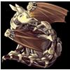 1761-silver-mechanical-dragon