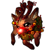 Glowing Wreathdeer