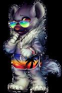 Hyena beach