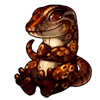 942-red-ackie-lizard-plush