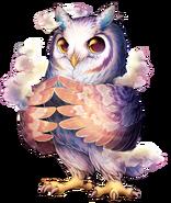 Owl Cloudy