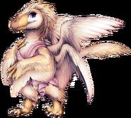 Velociraptor Seraph