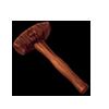 1945-wooden-hammer