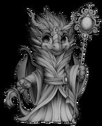 Sorcerer dragon