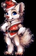 Holiday Canine