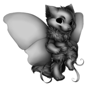 Fairy wolf base