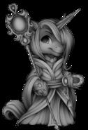 Sorcerer horse