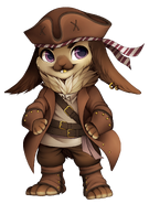 Pirate Rabbit