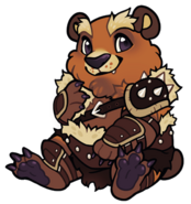 Bear-chibi-barbarian