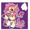 4398-magic-carousel-horse-sticker