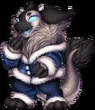 Wickerbeast-fluffy-costume