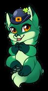 Fox-chibi-lucky