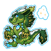 4182-magic-evergreen-gem-raptor-sticker