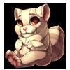 1000-albino-raccoon-plush