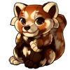 1010-piebald-red-panda-plush