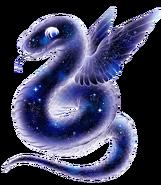 Galaxy snake