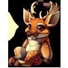 812-fallow-deer-plush