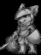 Knight fox base
