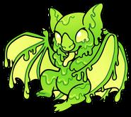 Bat-chibi-slime