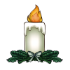 1468-green-snow-festival-candle