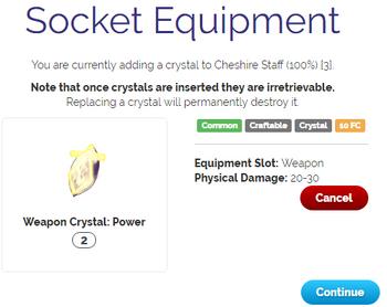 Permanent-crystal-warning