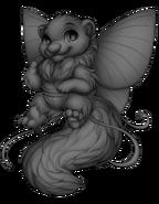 Fairy skunk base