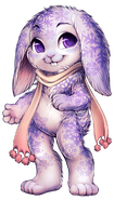 Scarf Rabbit