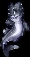 Mermaid Wolf
