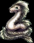Snake seamonster