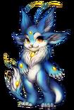 Gembound blue