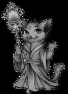 Sorcerer cat