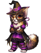 Cat-witch