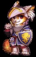 Cat-warrior-costume