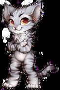 Cat-silver