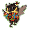 4181-sweater-bee-sticker