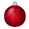 1463-red-dragonsmaw-manor-bauble