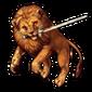 2236-golden-leoclaw