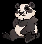 Bear-chibi-panda