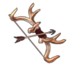 2522-antler-bow-and-arrow