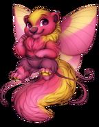 Fairy skunk