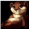972-otter-mustelid-plush