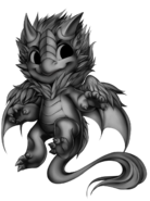 Galaxy dragon base