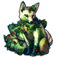 2897-happy-holly-festive-kitsune