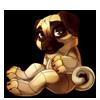 1553-pug-canine-plush