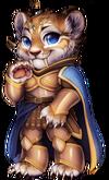 Big-cat-warrior-princess